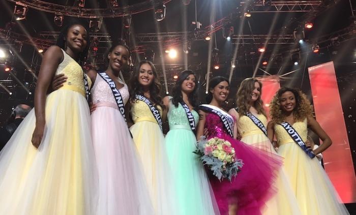 Miss France : pas de sacre pour la Martinique et la Guadeloupe