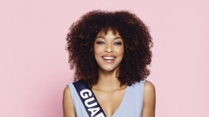 Miss Guadeloupe Ophély Mézino sélectionnée