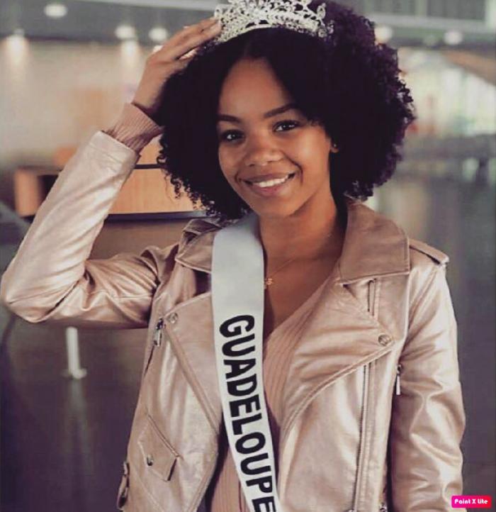 Miss Jeunesse France 2019 : Firhiel Lollia première dauphine