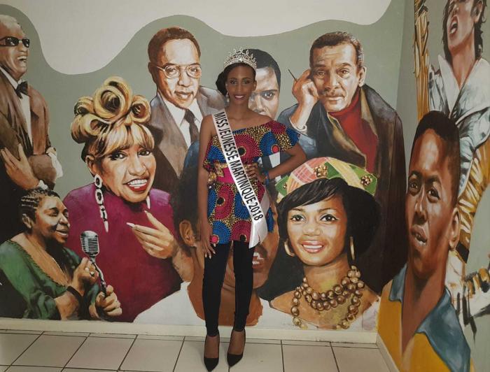 Miss Jeunesse Martinique 2018 : Kaithleen Lagier représentera la Martinique en mars prochain