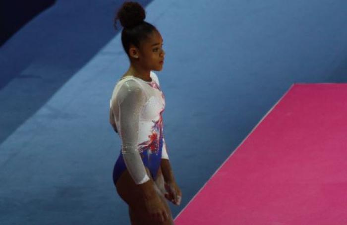 Mélanie de Jesus Dos Santos remporte sa deuxième médaille d'or au championnat d'Europe