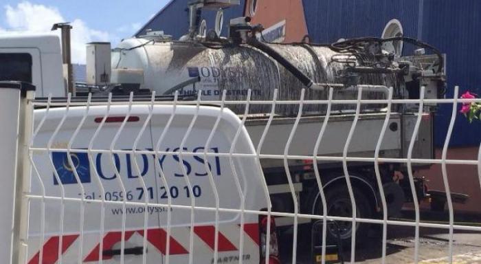 Mobilisation de plusieurs agents d'Odyssi, ce mardi matin
