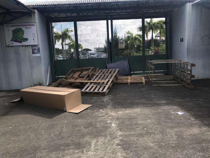 Mobilisation des lycéens : une grève qui s'étend en Martinique