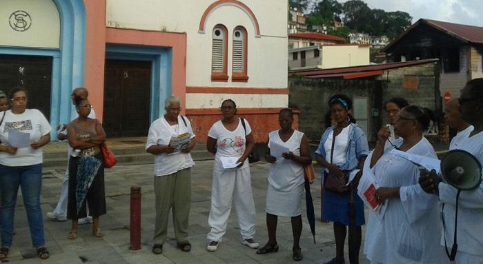 Mobilisation des paroissiens aux Terres-Sainville