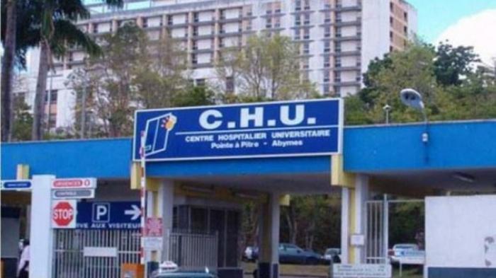 Mobilisation du personnel du CHU de Pointe-à-Pitre
