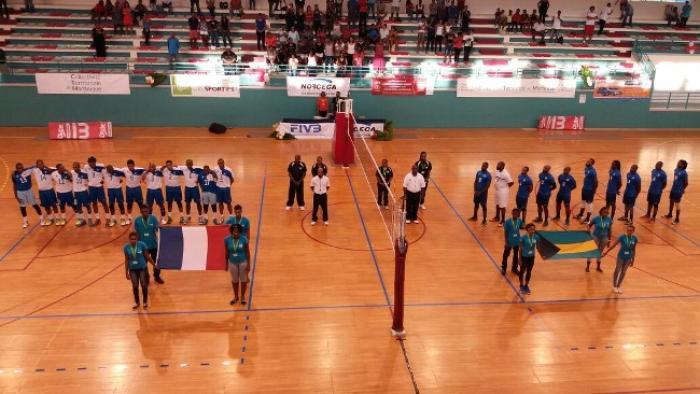 Mondial de volley-ball : la Martinique perd son premier match du tournoi qualificatif