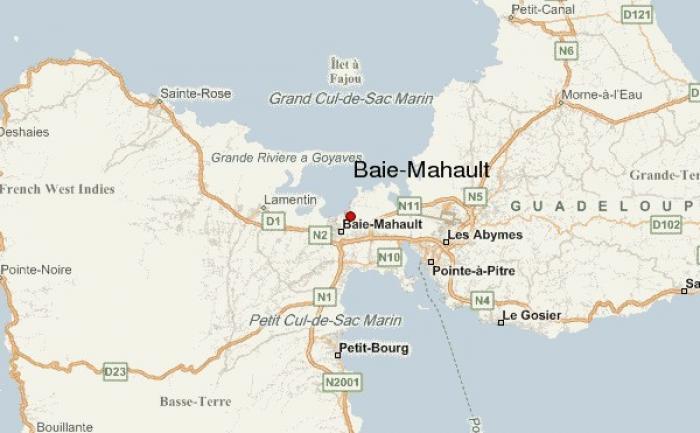 Mort d'un nourrisson à Baie-Mahault