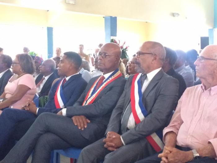 Municipales 2020: Le Maire du Diamant passe le flambeau