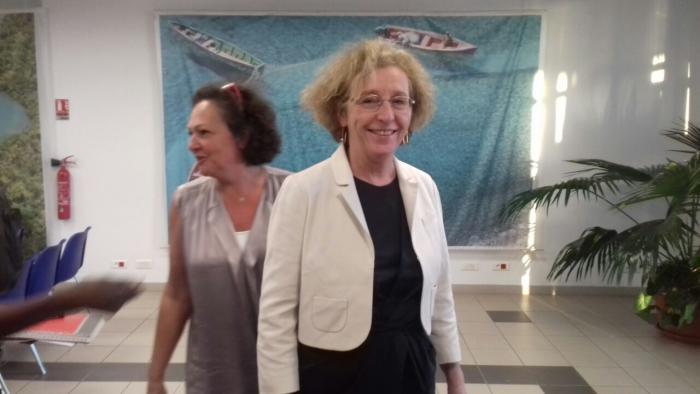 Muriel Pénicaud à la rencontre des partenaires sociaux