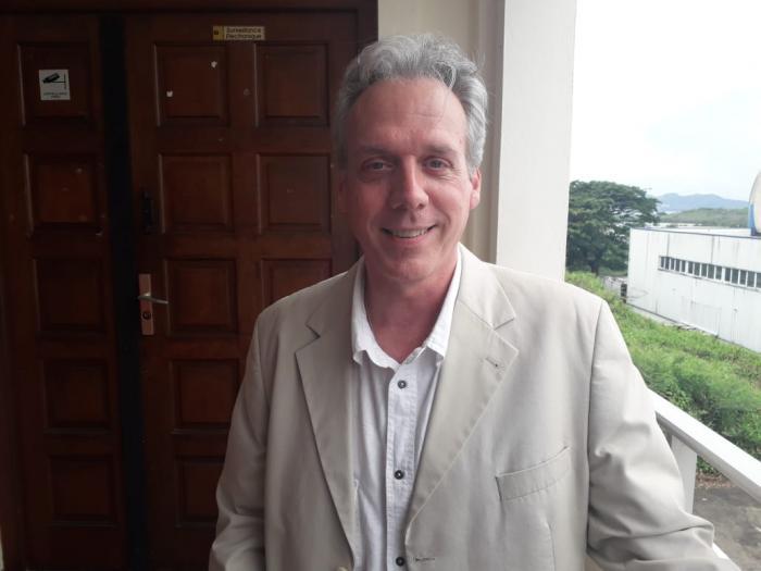 MWR Life : le vice-président Europe est en Martinique