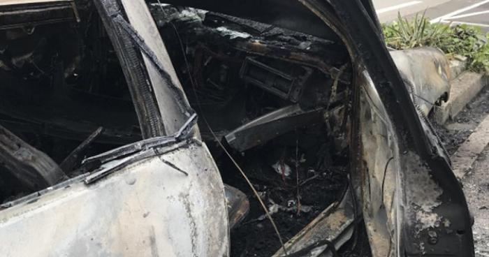 Mystérieux corps incendié : aucune piste n'est écartée