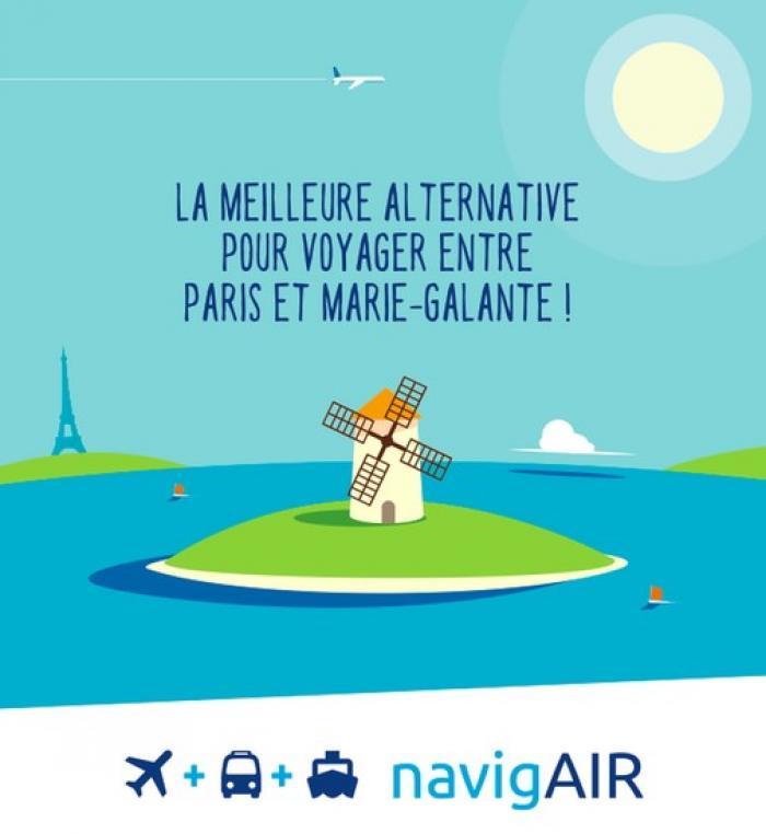 Navigair : le bon plan de L'Express des îles et d'Air Caraïbes