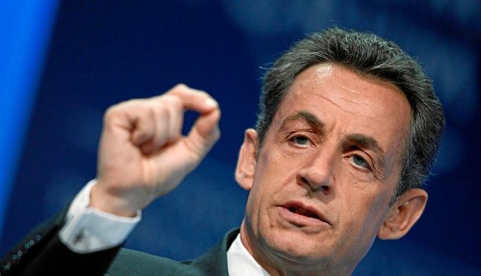 Nicolas Sarkozy en garde à vue dans l'affaire des financements libyens