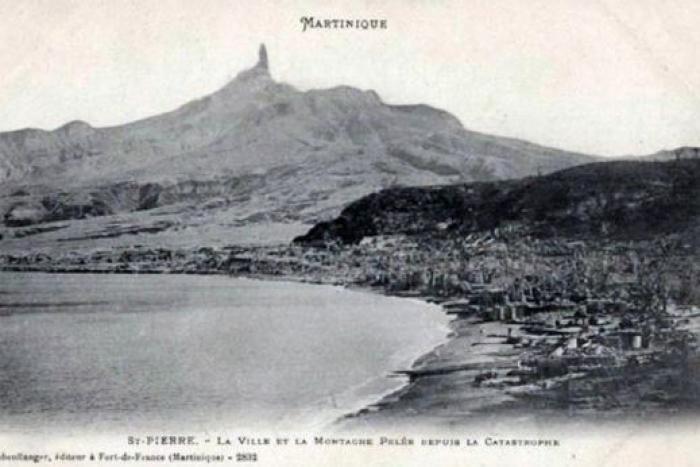 Éruption du 8 mai 1902 : la tragédie aurait pu être évitée