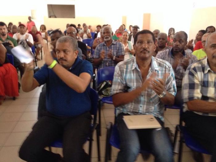 Nou Pèp La : transformation officielle vers un mouvement politique