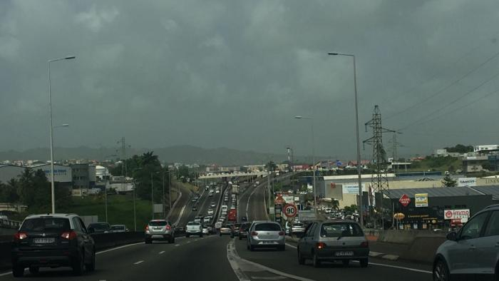 Nouvel épisode de pollution atmosphérique en Martinique à partir de lundi
