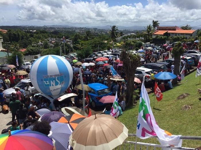 Nouvelle mobilisation pour le maintien des contrats aidés