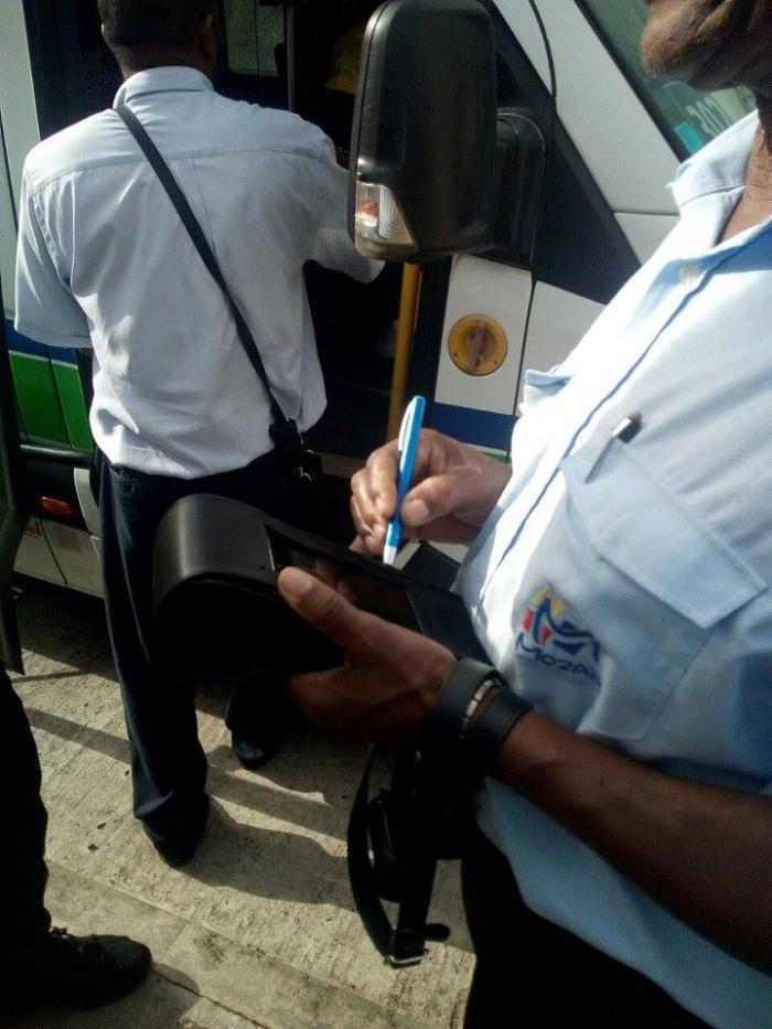 Nouvelle opération de sécurisation et de contrôles dans les transports urbains