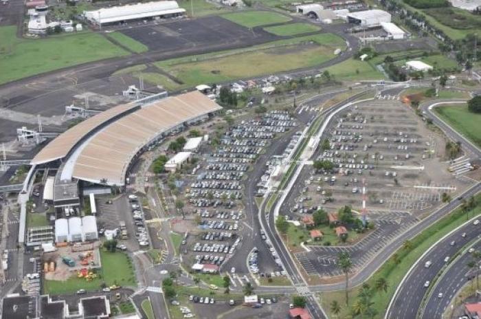 Nouvelle tarification du parking à l'aéroport dès mercredi 3 mai 2016
