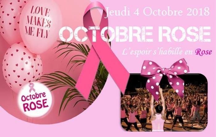 "#OctobreRose : Opération ""tous en rose"", ce jeudi"