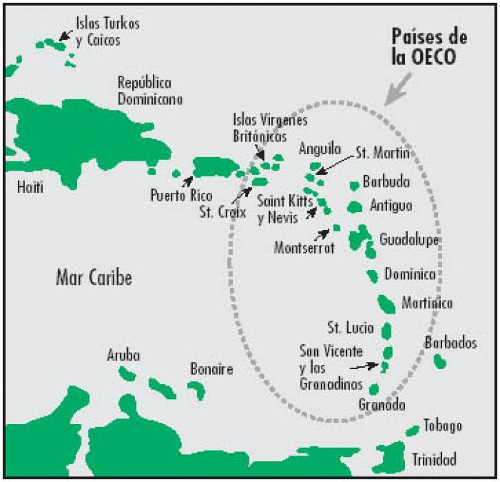 OECO : un nouveau pas vers l'adhésion de la Guadeloupe