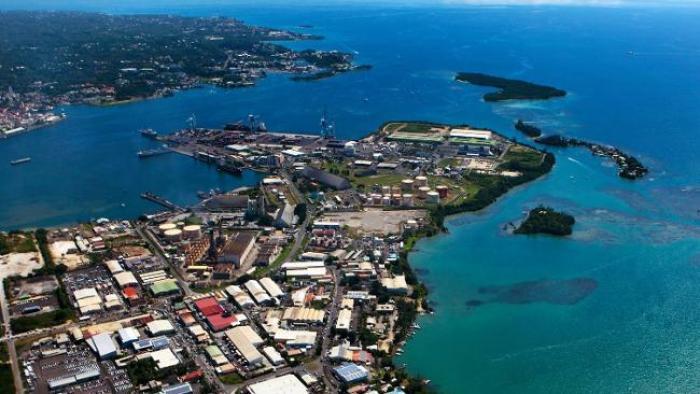 Officialisation d'un prêt pour les travaux du grand port