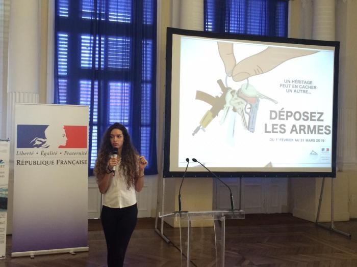 """Opération """"Déposez les armes 2019"""""""