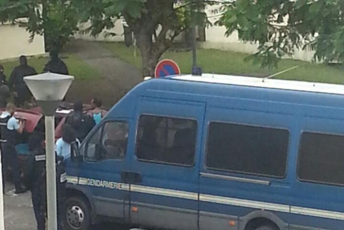Opération punitive au Lorrain : 6 personnes interpellées