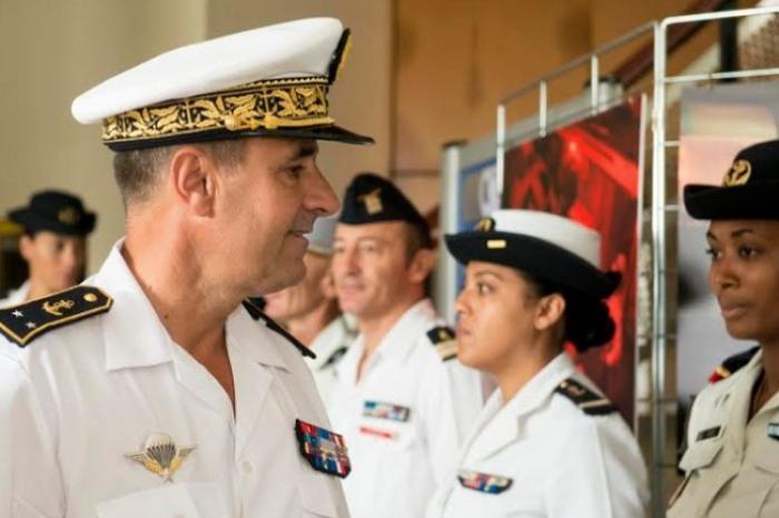 Opération séduction des forces armées aux Antilles