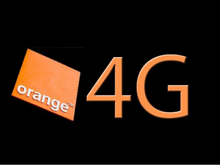 Orange annonce l'arrivée de la 4G