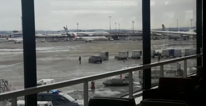 Orly : retards des vols vers les Antilles en raison d'un colis suspect