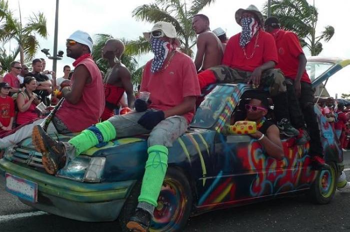 Oui au Carnaval, non à l'insécurité routière