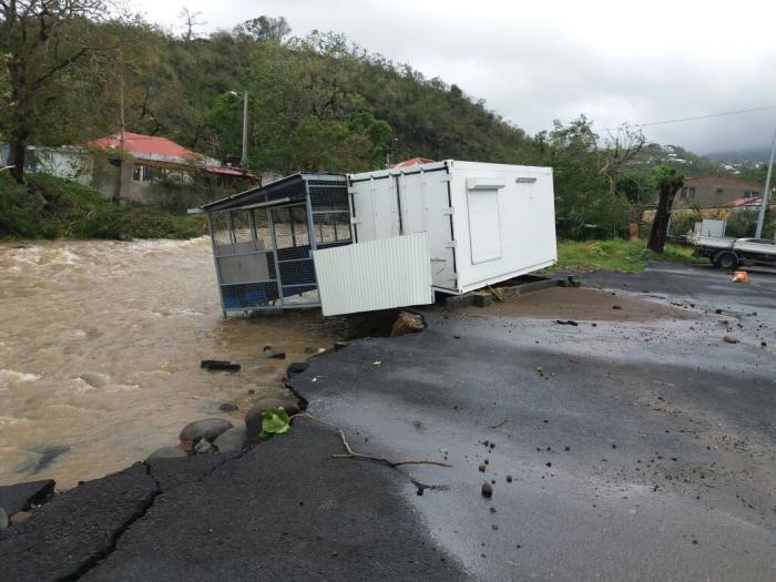 Ouragan Maria : jusqu'au 30 octobre pour les déclarations aux assurances
