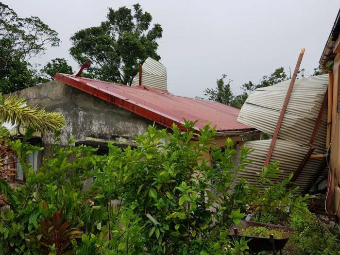 Ouragan Maria : la commune du Lorrain particulièrement impactée