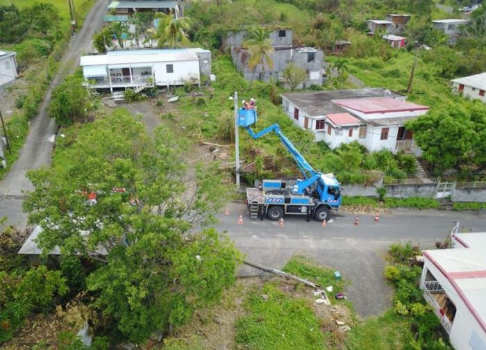 Ouragan Maria : le point sur la situation du grand nord