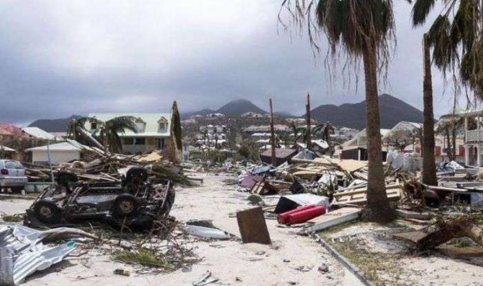 Ouragans : 910 millions d'euros de dommages assurés pour les Antilles et les îles du Nord