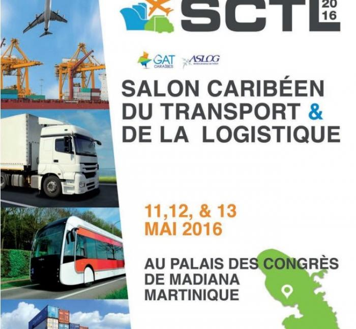 Ouverture du 1er Salon Caribéen du Transport et de la Logistique à Madiana Palais des Congrès à Schoelcher
