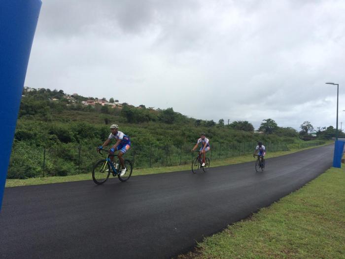 Ouverture officielle de la piste cyclable de Ducos à Pays Noyé
