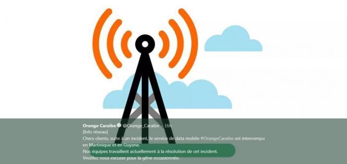 Panne d'Orange : les abonnés sont reconnectés à la 4G