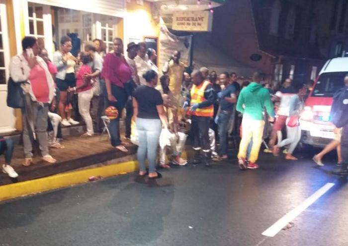 Parade de Basse-Terre : les détails de l'accident