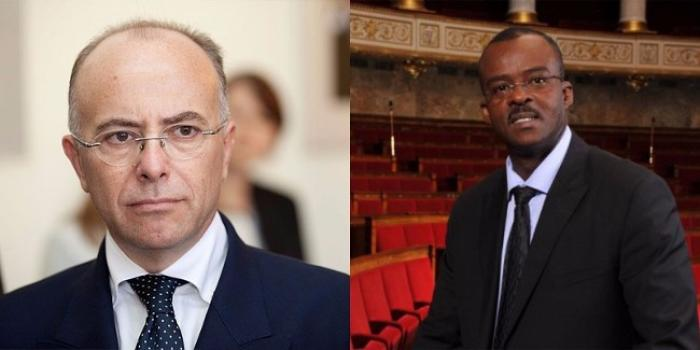 Paris : Ary Chalus rencontre Bernard Cazeneuve, le ministre de l'Intérieur