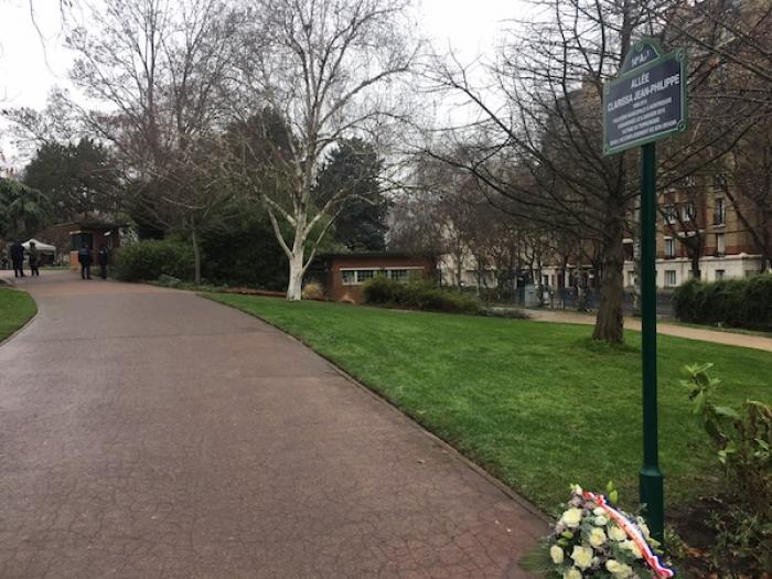 Paris rend hommage à Clarissa Jean-Philippe