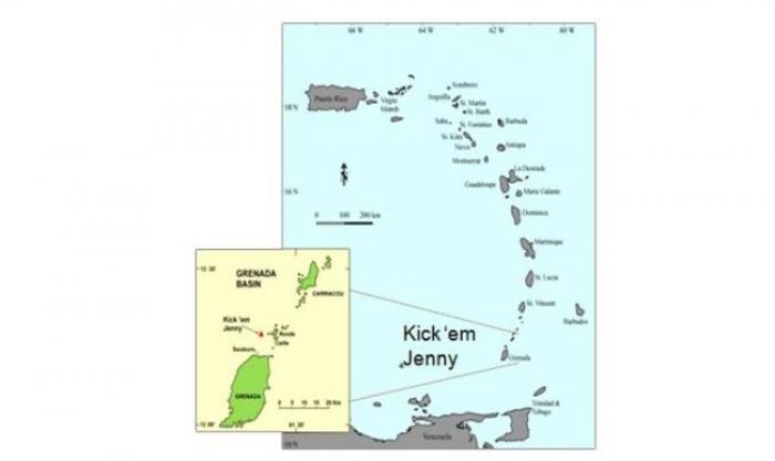 """Pas d'alerte tsunami en Zone Antilles"""