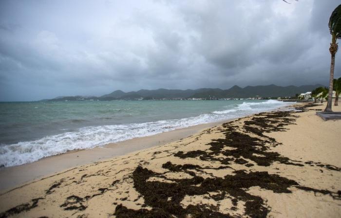 Passage du cyclone IRMA : point de situation à 5h
