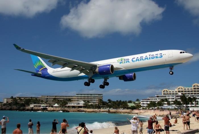 Perquisitions chez Air Caraïbes