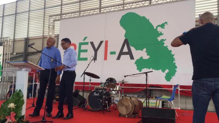 PEYI - A, le mouvement politique de Jean Philippe Nilor est né
