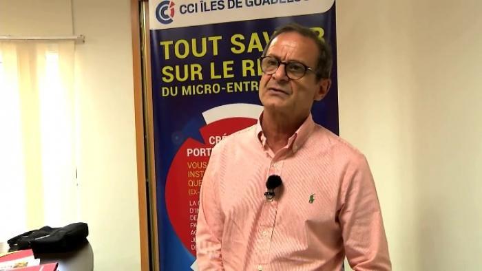 Philippe Kalil élu à la présidence de Guadeloupe Port Caraïbes