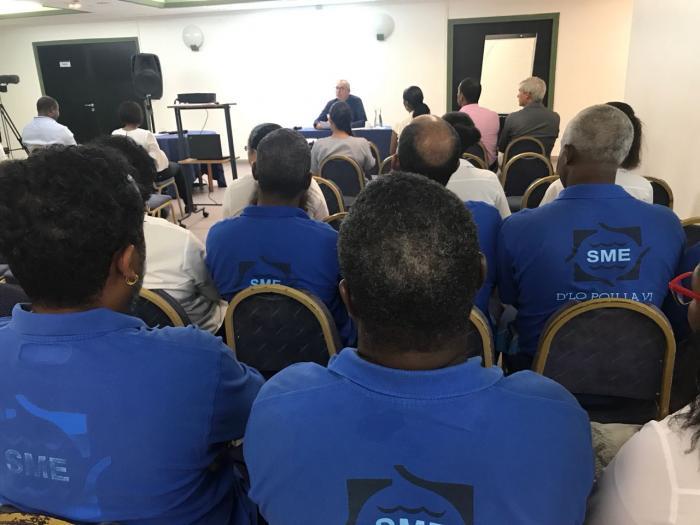 Plainte contre la SME : la Société Martiniquaise des Eaux contre-attaque