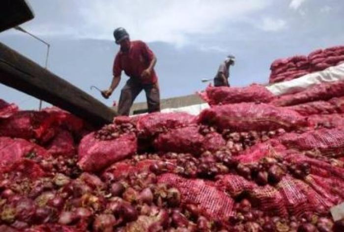 Plus de 1,6 tonne d'ail de contrebande saisi en République Dominicaine