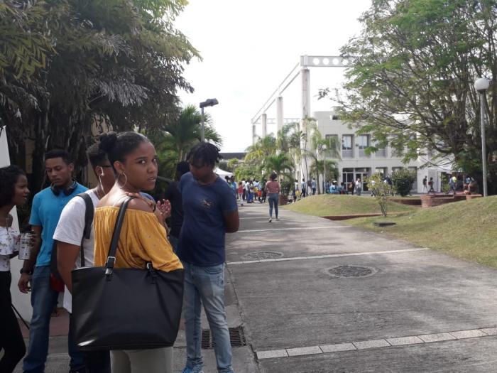 Plus de 3 000 élèves de terminale attendus sur le campus de Schoelcher
